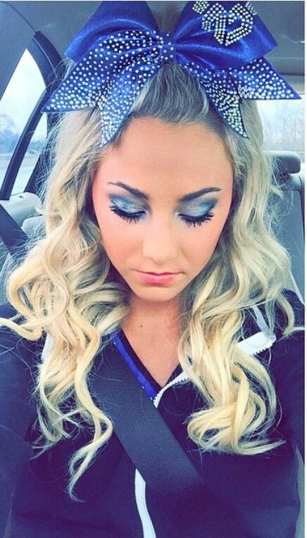 Perfect Curls For A Cheerleader And Any Adorable Athlete