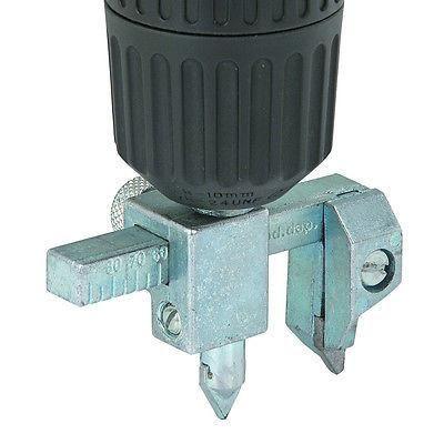 Carbide Adjustable Circle Round Hole Cutter Drill Bit For Ceramic Tile Circular Tile Cutter Easy Tile Ceramics