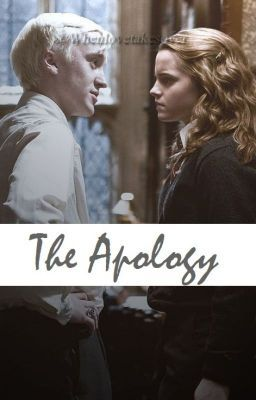 The Apology Bliss Dramione Harry Potter Fanfiction Harry Potter