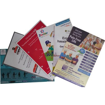 Leaflet printing in gurgaon services call 9953649575 http www kabirprinters com we are the service provider of pamphlet leaflet flyers lette