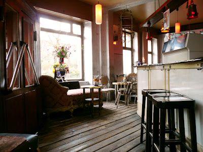 Restaurant Pasternak, Berlin Prenzlauer Berg - Super Brunchbuffet - cafe wohnzimmer berlin