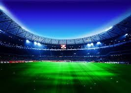 Image Result For Football Ground Hd Images Football Background Fireworks Background Football Stadiums