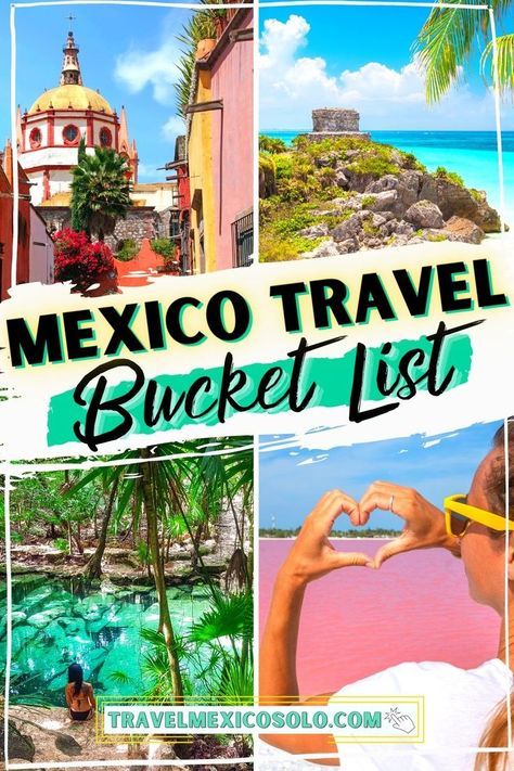 77 Best Things to Do in Mexico