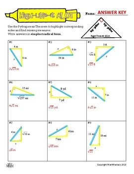 47++ Finding missing sides with trig ratios worksheet answers Information