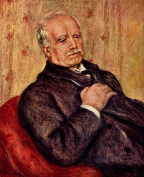 De kunsthandelaar Paul Durand-Ruel had veel belangstelling voor hedendaagse kunst en kocht alle schilderijen van Manet