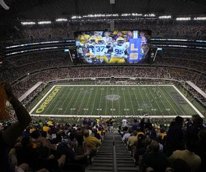 2012 College Football Bowl Projections Lsu Oregon To Meet Again