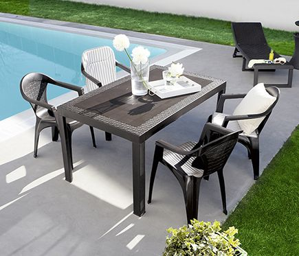 DREAM CHOCO | muebles jardin/terraza | Outdoor furniture sets ...