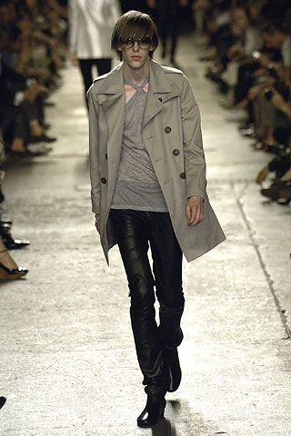 Dior Homme Spring 2007 Menswear - Collection - Gallery - Style.com