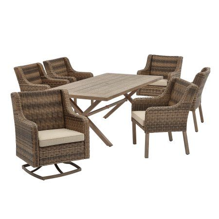 gardens hawthorne park patio dining set