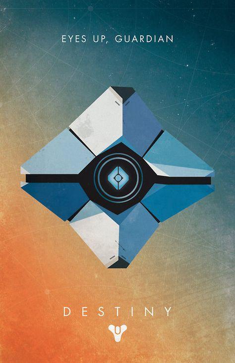 Destiny Poster - Dylan West
