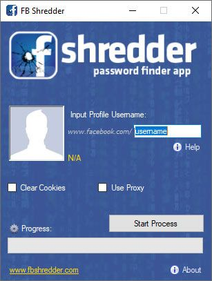 Fb Shredder Hack Facebook Accounts In 2020 Hack Facebook Computer Knowledge Hacks