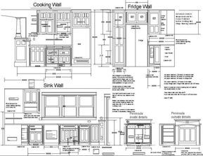 Kitchen Cabinet Plans Pdf Sizes Woodworking