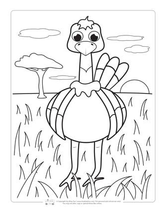 Birds Coloring Pages For Kids Itsybitsyfun Com Bird Coloring Pages Owl Coloring Pages Coloring Pages
