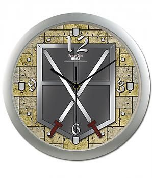 attack on titan wall clock - 104th cadet corps | attack on