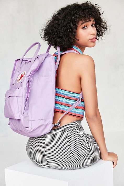 Shop Fjallraven Kanken Backpack at Urban Outfitters today.
