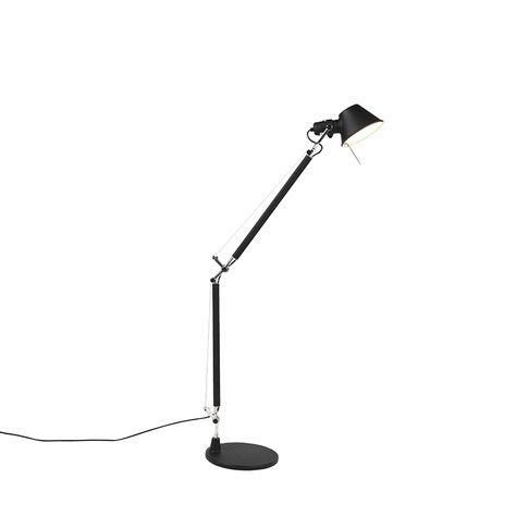 Artemide Tolomeo Tavolo Tischleuchte Schwarz Jetzt Bestellen Unter Https Moebel Ladendirekt De Lampen Tischleuchten Beistelltischlampen Lampe Tisch Lampen