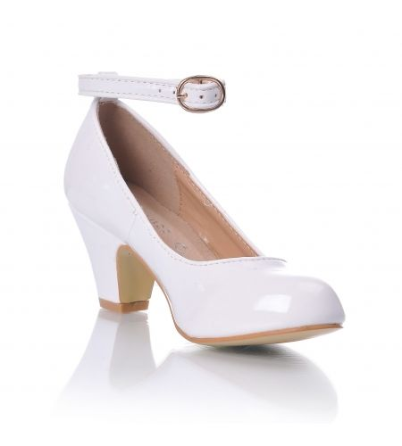 Buty Na Obcasie Dla Dziewczynki Obuwie Na Zakonczenie Roku Szkolnego Heels Kitten Heels Shoes