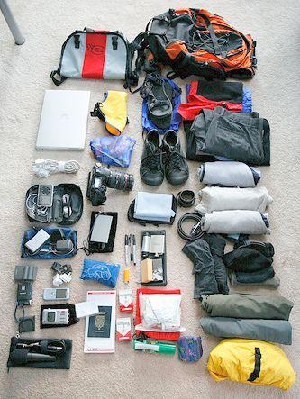 Ultralight Camping Gear