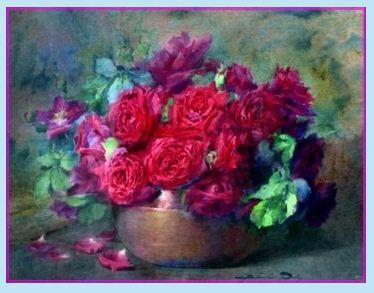Document Sans Nom Flower Art Floral Art Flower Painting
