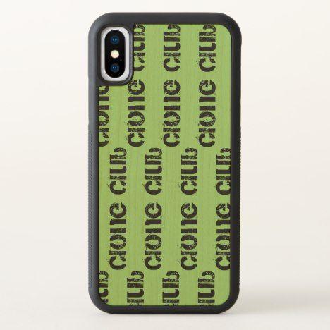 Clone Pattern iphone case