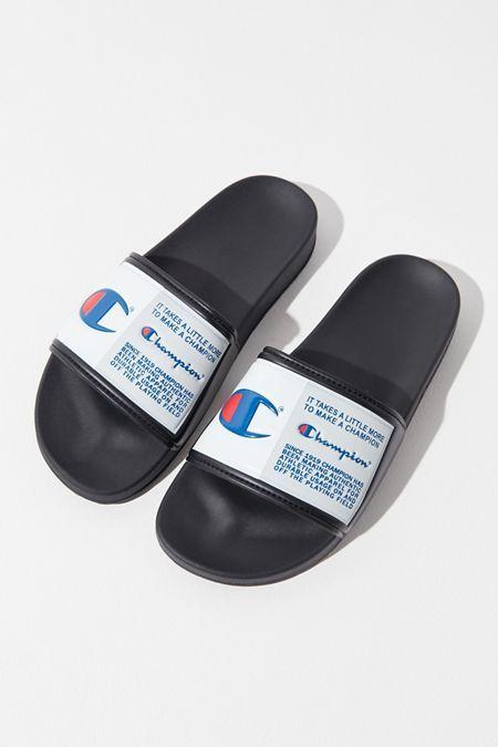 Champion Monogram Slide Sandal | Urban
