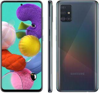 موبايل سامسونج جالاكسي A51 بسعر 5346 جنيه على سوق مصر Samsung Samsung Galaxy Smartphone