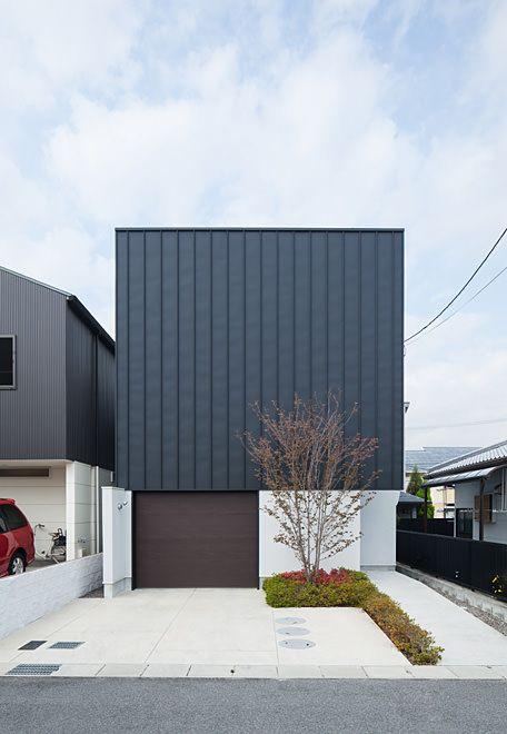 H O M E おしゃれまとめの人気アイデア Pinterest N A Y K A 日本のモダンな家 ガレージハウス 住宅のエクステリアデザイン