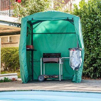 Telo Protettivo In Poliestere Tettoia Barbecue Carb1613