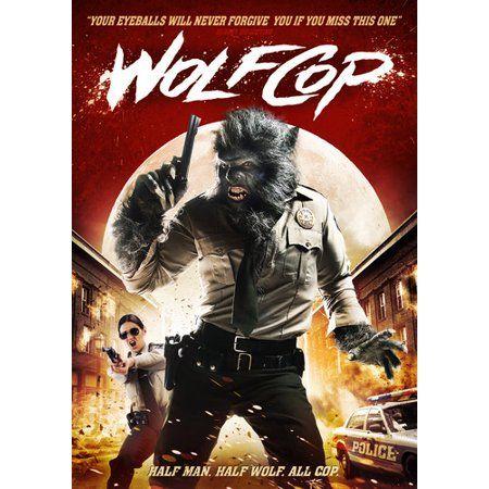 Wolfcop Dvd Walmart Com In 2021 Werewolf Horror Fans Dvd