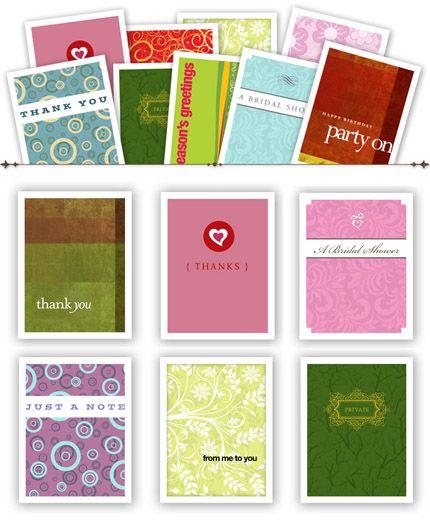 Free Printable Cards & Invites