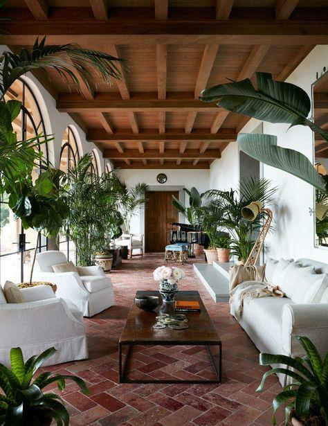 Home Interior Inspiration .Home Interior Inspiration Spanish Style Homes, Spanish House, Spanish Style Interiors, Spanish Patio, Hacienda Style Homes, Spanish Style Decor, Spanish Garden, Spanish Revival, Spanish Living Rooms