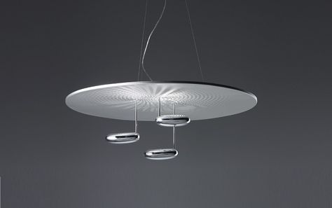 Droplet Led Pendant Lamp By Artemide Cable Suspended Luminaires
