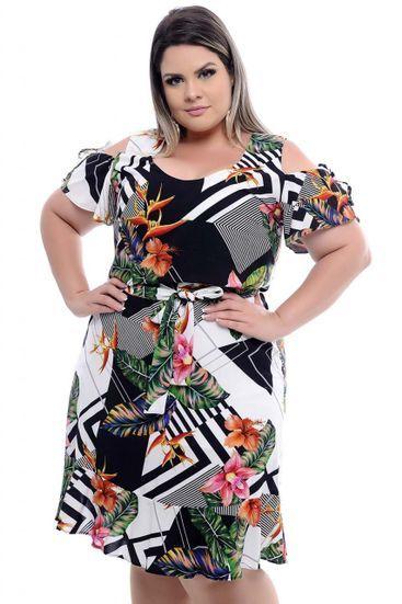 9c23b522a033 Vestido Plus Size Geometric Summer em 2019 | ropa para gorditas | Vestidos  para senhoras, Vestidos de linho e Vestidos plus size