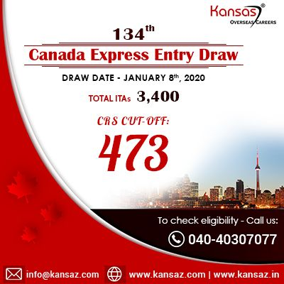 Canada Express Entry Latest Draw 2020 Rounds Of Invitations Draw Expressions Canada
