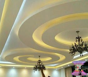 افضل ديكورات جبس اسقف راقيه 2019 Modern Gypsum Board For Walls And Ceilings Gypsum Board Decor Interior Design Ceiling
