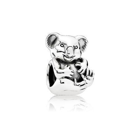 Cuddly Koala Charm | PANDORA Jewelry US #pandorajewelry | Pandora ...