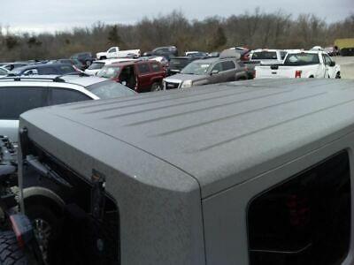 Sponsored Ebay 2009 2010 Jeep Wrangler Rear Hard Top Panel In 2020 2010 Jeep Wrangler Car