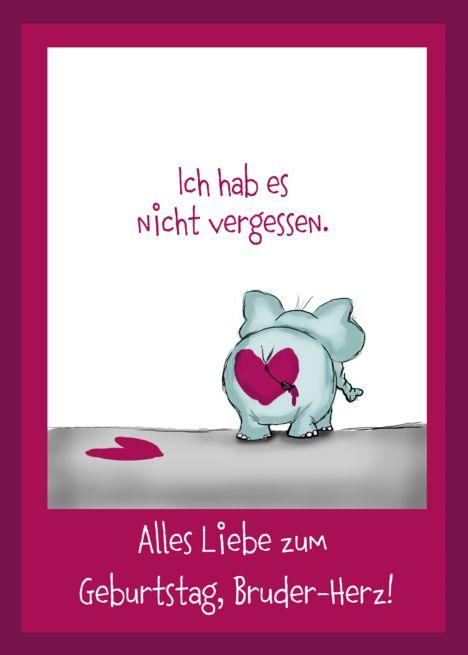 Geburtstag Bruder Herz German Deutsch Card Ad Ad Herz Bruder Geburtstag Card Geburtstagswunsche Bruder Geburtstag Geburtstag Wunsche