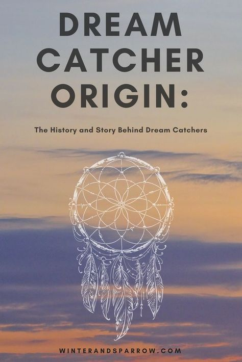 Dream Catcher Origin The History And Story Behind Dream Catchers Enchanting Story Behind Dream Catchers