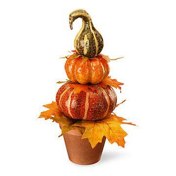 Halloween For The Home Kohl S In 2020 Pumpkin Arrangements Pumpkin Decorating Fall Tabletop