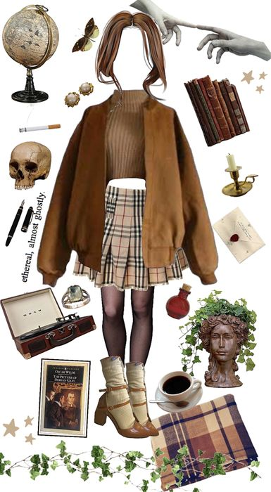 Moda Aesthetic, Aesthetic Fashion, Aesthetic Clothes, Look Dark, Mode Chic, Look Vintage, Cute Casual Outfits, Outfit Goals, Looks Cool