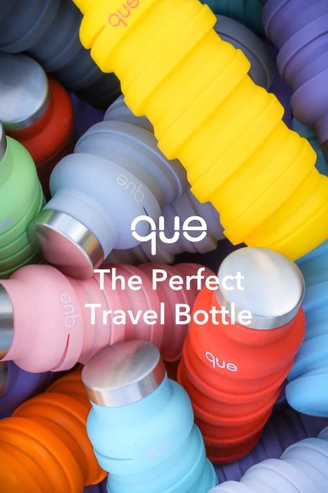 The Perfect Travel Bottle
