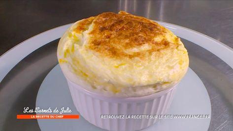 Revoir La Video Recette Souffle Au Fromage De Thierry Marx Sur