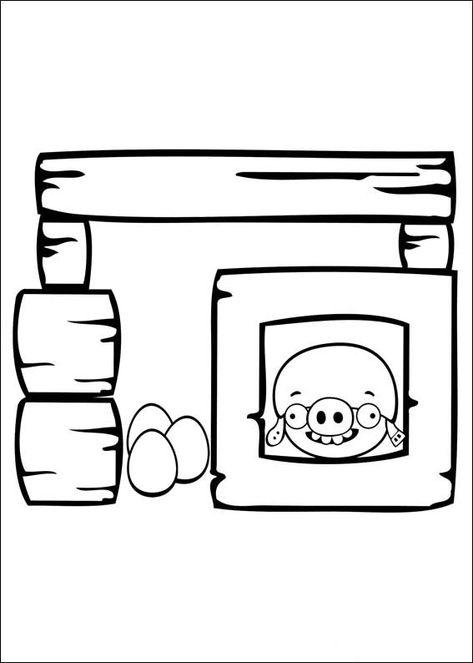 angry birds 66 dibujos faciles para dibujar para niños