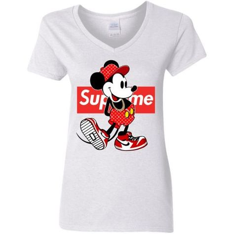 4038b65ba Gucci Stripe Spider Man And Deadpool Women's T-Shirt - Shop Gucci x ...