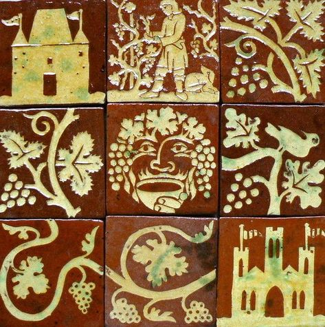Meval Style Tiles