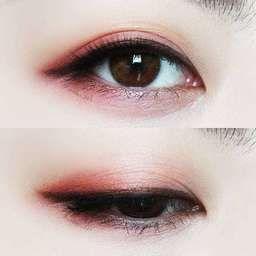 400 件 Make Up おすすめの画像 アイメイク 韓流メイク なりたい目元になるアイメイク