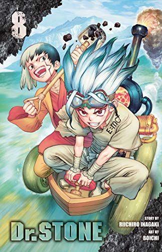 Epub Free Dr Stone 8 Pdf Download Free Epub Mobi Ebooks Anime