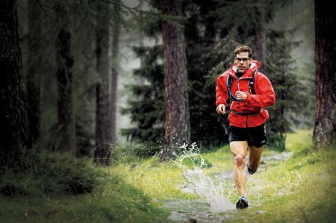 Dean Karnazes - real life Energizer bunny