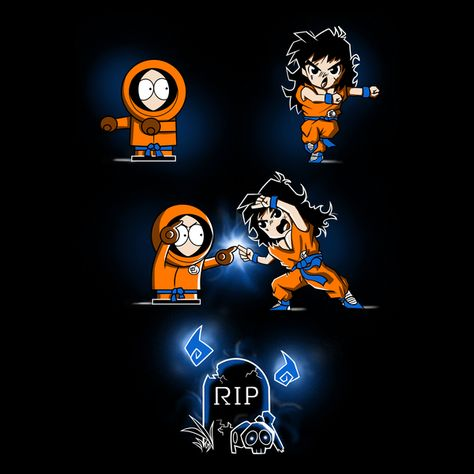 Dead Fusion - Dragon Balls Don't Work In South Park